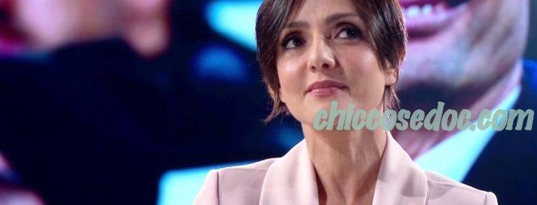 """VERISSIMO"" - Ambra Angiolini ospite"