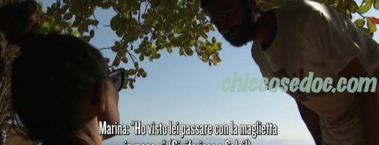"""""""ISOLA DEI FAMOSI 14"""" - Luca Vismara solleva il dubbio sulla leader Soleil Sorgè.."""