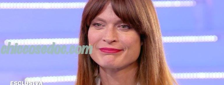 """""""POMERIGGIO 5"""" - Jane Alexander torna a parlare della rottura con Elia Fongaro.."""