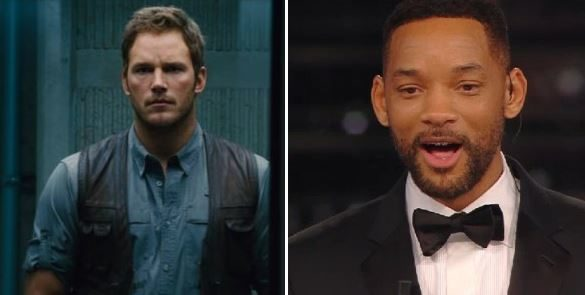 """KIDS' CHOICE AWARDS 2019"" - Chris Pratt e Will Smith"