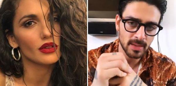 """Michele Morrone ed Elena D'Amario nuova coppia? Il settimanale """"Chi"""" li sorprende insieme e lui puntualizza.."""