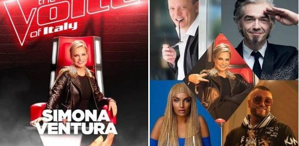 """THE VOICE OF ITALY 6"" - Simona Ventura svela il nome del quarto coach"