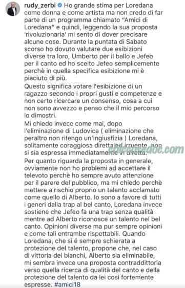 """AMICI 18"" - Rudy Zerbi"