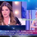 """""""LIVE – NON E' LA D'URSO"""": ALBA PARIETTI, STUZZICATA SULL'OPINIONE ESPRESSA IN PASSATO SULLE TRASMISSIONI DI BARBARA D'URSO, SOTTOLINEA.. """"IO NON SONO UN'IPOCRITA"""". IL BOTTA E RISPOSTA CON LA PRESENTATRICE, IL COMMENTO SOCIAL DI KARINA CASCELLA E LE PAROLE DI FABRIZIA DE ANDRE', DOPO LA DIFFIDA DEL PADRE.."""
