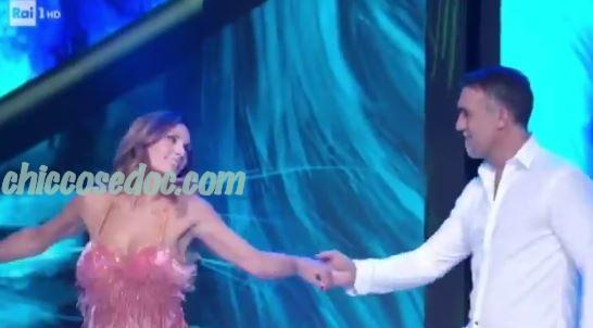 """""""BALLANDO CON LE STELLE 14"""" - Gabriel Batistuta e la moglie Irina, in coppia, """"ballerini per una notte"""""""