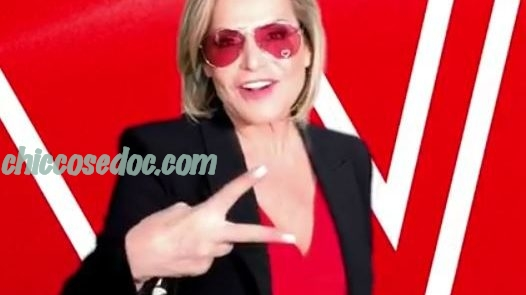 "Dopo ""The Voice of Italy"", per Simona Ventura anche l'ottava edizione di ""The Voice of Italy""?"