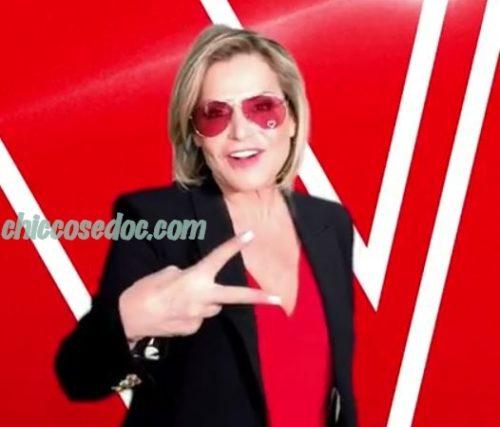 """Dopo """"The Voice of Italy"""", per Simona Ventura anche l'ottava edizione di """"The Voice of Italy""""?"""