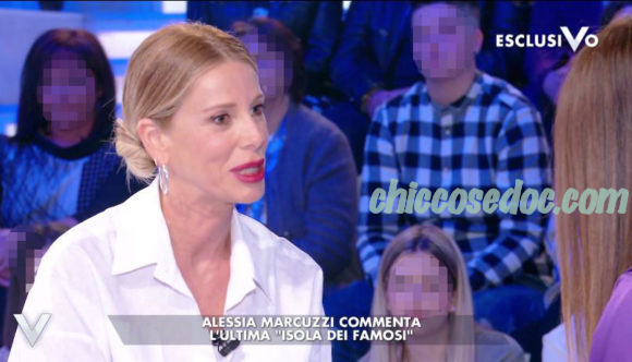 """""""VERISSIMO"""" - Alessia Marcuzzi ospite"""