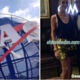 """CHIARA FERRAGNI, A CAPE CANAVERAL, VISITA LA """"NASA"""" ED INCONTRA GEORGE CLOONEY, CON UNA DICHIARAZIONE AL MARITO FEDEZ.."""