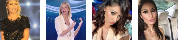 """""""CHICCHE DI GOSSIP"""" - Ilary Blasi, Alessia Marcuzzi, Belen Rodriguez ed Elisabetta Gregoraci in lizza per la conduzione di """"Temptation Island Vip""""?"""