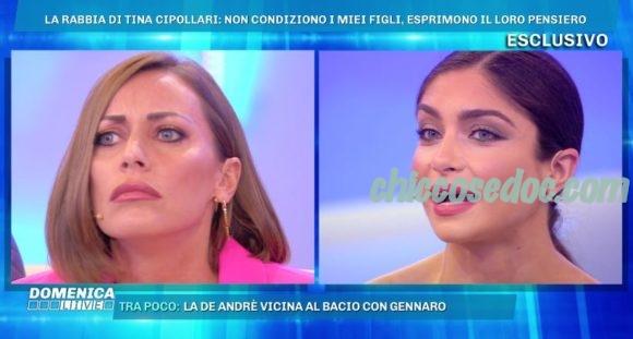 """GF 16"" - Karina Cascella vs Ambra Lombardo.."