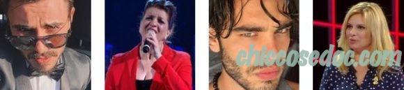 """TALE e QUALE SHOW 2019"" - Nel cast.. Francesco Monte, Barbara Cola, Stefano Sala e Debora Caprioglio?"