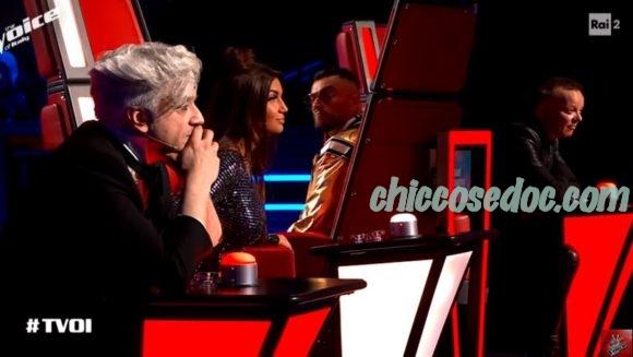 """THE VOICE OF ITALY 6"" - Quinta puntata"