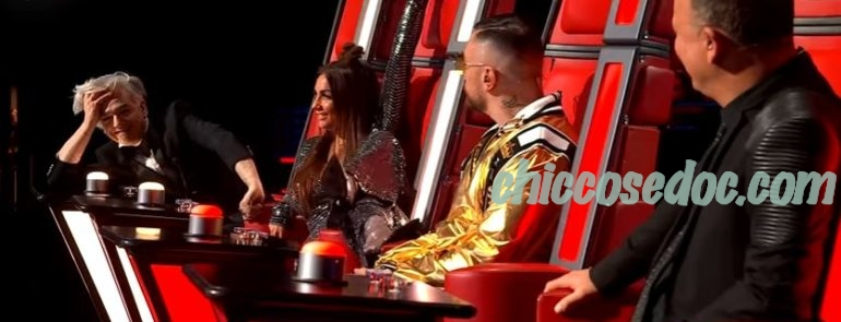 """THE VOICE OF ITALY 6"" - Seconda puntata"