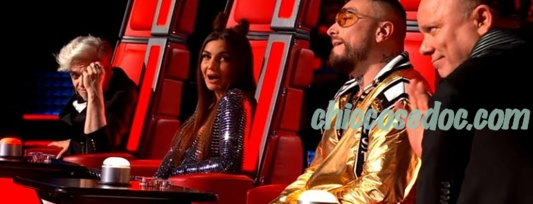 """THE VOICE OF ITALY 6"" - Terza puntata"