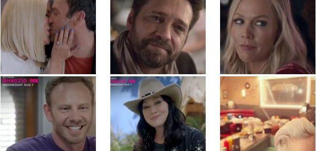 """""""BEVERLY HILLS 90210"""" - Le chicche dal nuovo promo e il bacio fra Donna Martin e David Silver?"""