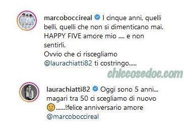 Marco Bocci, Laura Chiatti