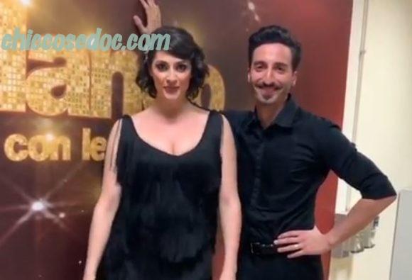 """""""BALLANDO CON LE STELLE 15"""" - Elisa Isoardi già nel cast di arruolati.."""