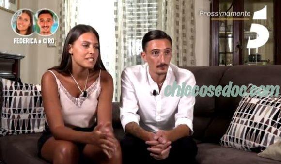 """""""TEMPTATION ISLAND VIP 2"""" - Il filmato di presentazione di Ciro Petrone e Federica Caputo"""