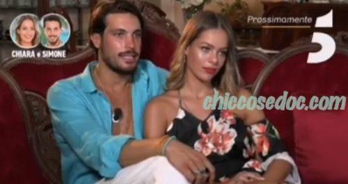 """""""TEMPTATION ISLAND VIP 2"""" - Il filmato di presentazione di Simone Bonaccorsi e della fidanzata Chiara Esposito.."""