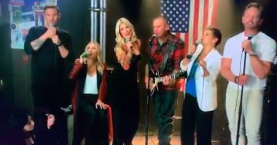 """""""BEVERLY HILLS 90210"""" - Nel quinto episodio del mockumentary, il ritorno a ritmo di musica di Jamie Walters nei panni di """"Ray Pruit"""".."""
