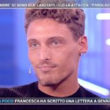 """""""GF 16"""": GENNARO LILLIO, TORNATO A """"POMERIGGIO 5″ SULLA ROTTURA CON FRANCESCA DE ANDRE', HA ESTERNATO..""""SONO ANDATO AVANTI (..) I MIEI SENTIMENTI ERANO VERI, SUI SUOI HO QUALCHE DUBBIO"""""""