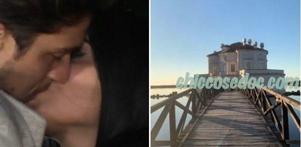 U&D - Andrea Dal Corso torna con la fidanzata Teresa Langella nella location del loro primo bacio in esterna..