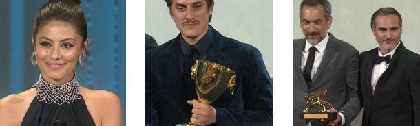 """""""MOSTRA DEL CINEMA DI VENEZIA"""" - """"Leone D'Oro"""" al """"Joker"""" di Joaquin Phoenix."""