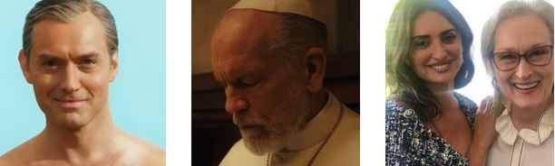 "Foto: ""The New Pope"" Official Trailer/ Instagram"