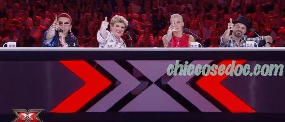 """""""X FACTOR 13"""" - La prima puntata delle """"Audizioni"""""""
