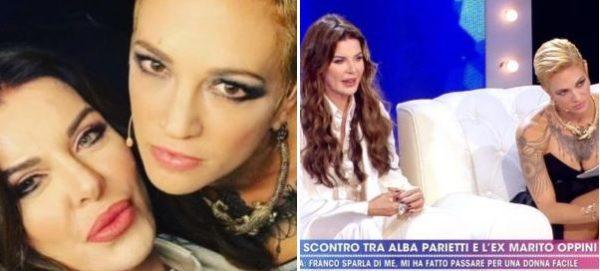 """""""LIVE - NON E' LA DURSO"""" - Asia Argento ed Alba Parietti in due contro tutti.. allo scontro infuocato con Franco Oppini, Karina Cascella e Francesca De Andrè.."""