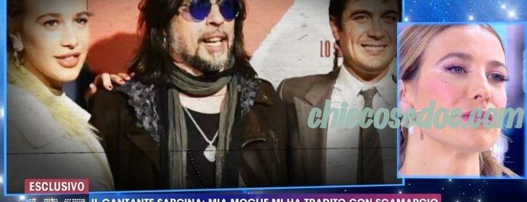 """""""LIVE - NON E' LA DURSO"""" - Clizia Incorvaia ha sfogato la propria amarezza contro l'ex marito Francesco Sarcina.."""