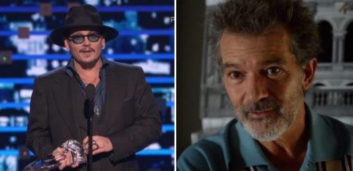 """""""C'E' POSTA PER TE"""" - Johnny Depp ed Antonio Banderas fra gli ospiti della nuova edizione di """"C'è Posta per Te"""".."""