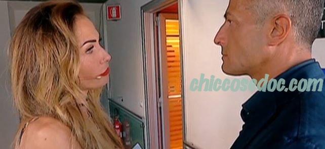 """U&D - Nel """"Trono Over"""", Riccardo Guarnieri confessa in lacrime ad Ida Platano.."""