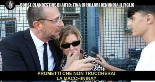 """""""LE IENE"""" - Lo scherzo a Tina Cipollari,"""