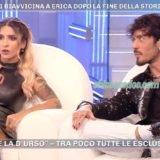 """""""GF 16"""": GAETANO ARENA ED ERICA PIAMONTE SI RITROVANO FIANCO A FIANCO IN STUDIO A """"POMERIGGIO 5"""", OSPITI DELLO STESSO SPAZIO TV.."""