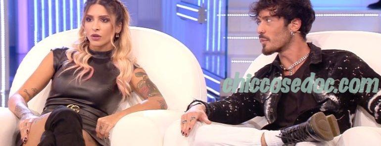 """""""GF 16"""" - Gaetano Arena ed Erica Piamonte si ritrovano fianco a fianco in studio a """"Pomeriggio 5"""","""