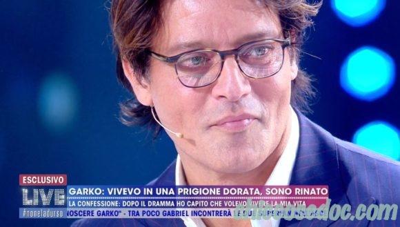 """""""LIVE – NON E' LA D'URSO"""" - Gabriel Garko ospite"""