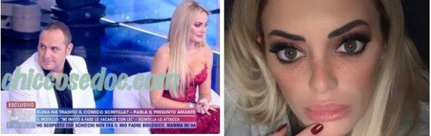 """""""LIVE – NON E' LA D'URSO"""" - La rete contro Elena Morali per una presunta bestemmia, ma lei si spiega dai social.."""