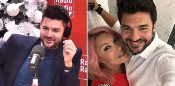"""""""TEMPTATION ISLAND VIP 2"""" - Stefano Andrea Macchi in radio.."""
