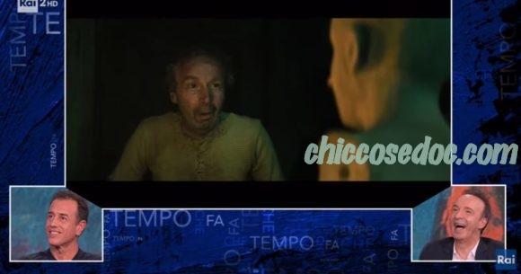 """""""SANREMO 2020"""" - Roberto Benigni, ieri ospite a """"Che Tempo Che Fa"""", ha confermato la sua presenza al """"Festival"""""""