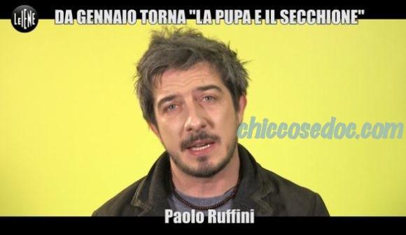 """""""LE IENE"""" - L'intervista a Paolo Ruffini.."""