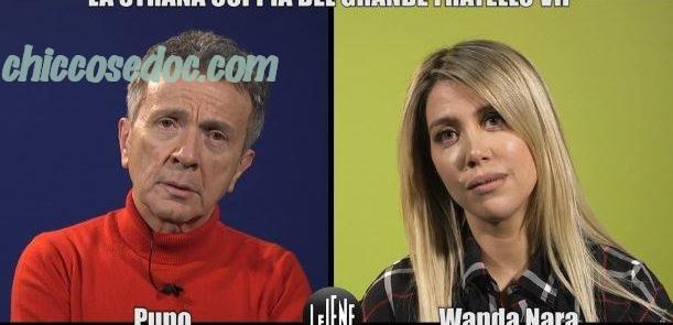 """""""LE IENE"""" - L'intervista doppia a Wanda Nara e Pupo.."""
