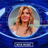 """""""GRANDE FRATELLO VIP 4"""": RITA RUSIC UFFICIALMENTE NEL CAST!"""