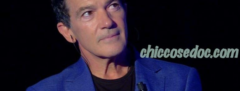 """C'E' POSTA PER TE"" - Antonio Banderas ospite.."
