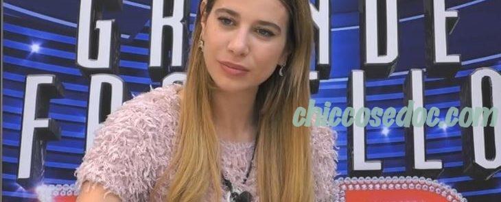 """""""GRANDE FRATELLO VIP 4"""" - Clizia Incorvaia si confida con Adriana Volpe sul matrimonio finito con Francesco Sarcina.."""