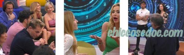 """GRANDE FRATELLO VIP 4"" -Quinta puntata"