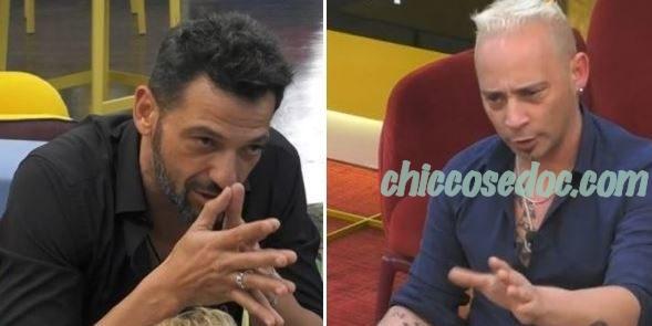 """""""GRANDE FRATELLO VIP 4"""" - Salvo Veneziano, rientrato in """"Casa"""" con i colleghi """"nip"""" per una serata di gala dai """"vip"""", duro contro Pago.."""
