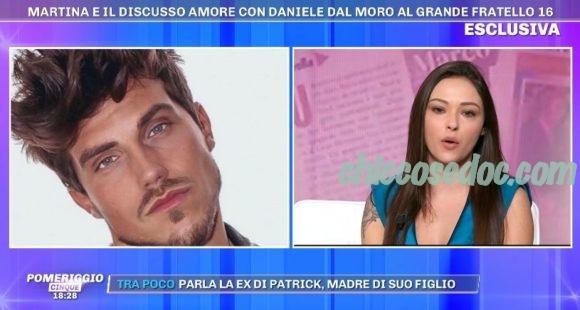 """""""GF 16"""" - Martina Nasoni, a """"Pomeriggio 5"""","""