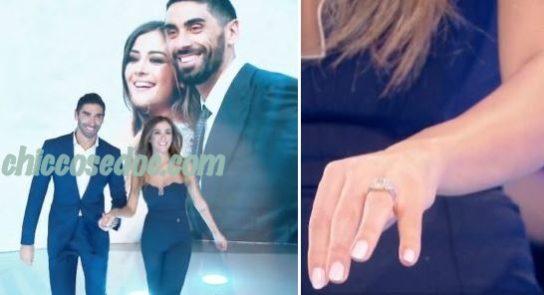"""""""VERISSIMO"""" - Filippo Magnini e Giorgia Palmas, dopo la proposta, intenzionati a convolare subito a nozze.."""